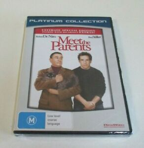 039-Meet-the-Parents-039-amp-Extras-DVD-PAL-Region-4-Brand-New-and-Sealed-2000