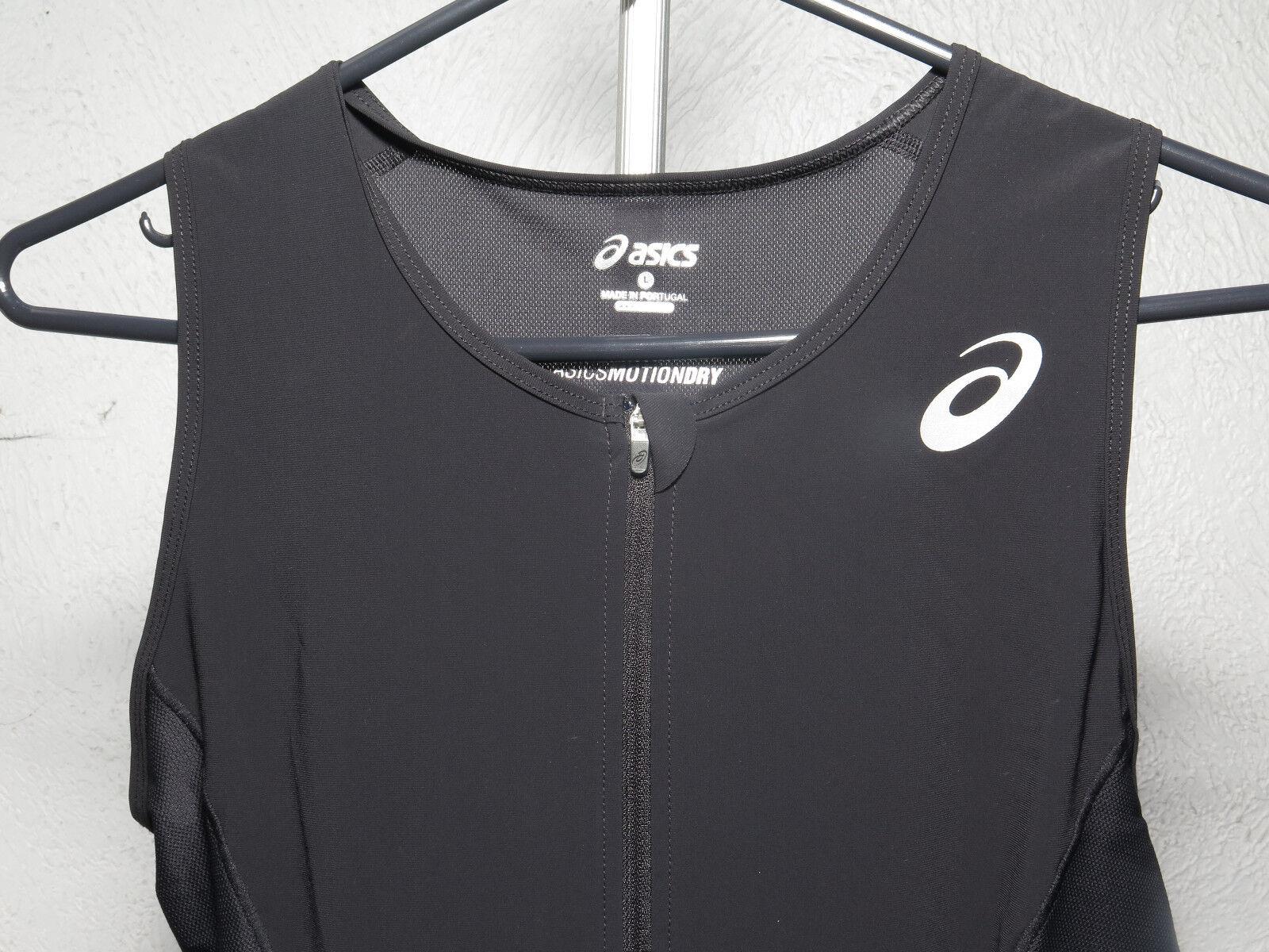 NWT ASICS Body triathlon unisex   TRIATHLON Asics Motion Dry  L  Portugal  hot limited edition