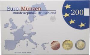 Offizieller Kurssatz 2009 a Polierte Platte 1Cent bis (Saarland + WWU) PP