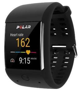 Polar M600 Strapless GPS Heart Rate Monitor Smart Watch ...