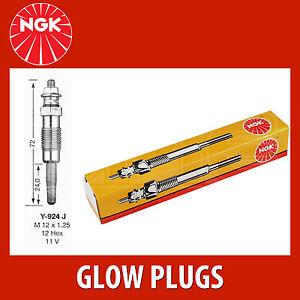 Image is loading NGK-Glow-Plug-Y-924J-NGK-3473-Single-