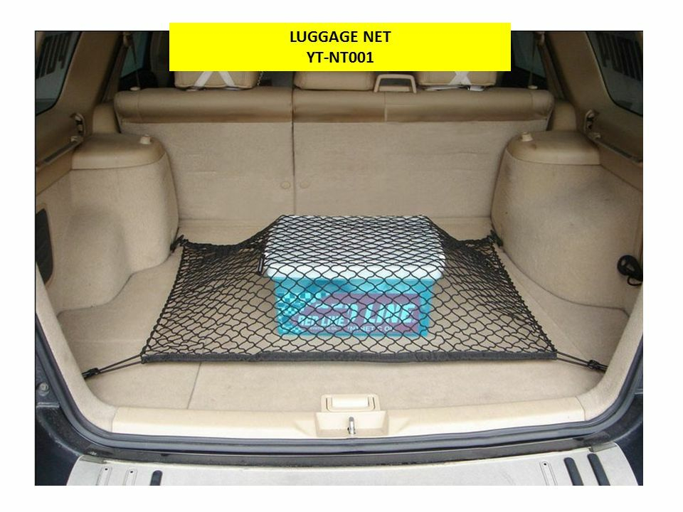 YT NT001 VW TOUAREG LUGGAGE NET BOOT COVER NET