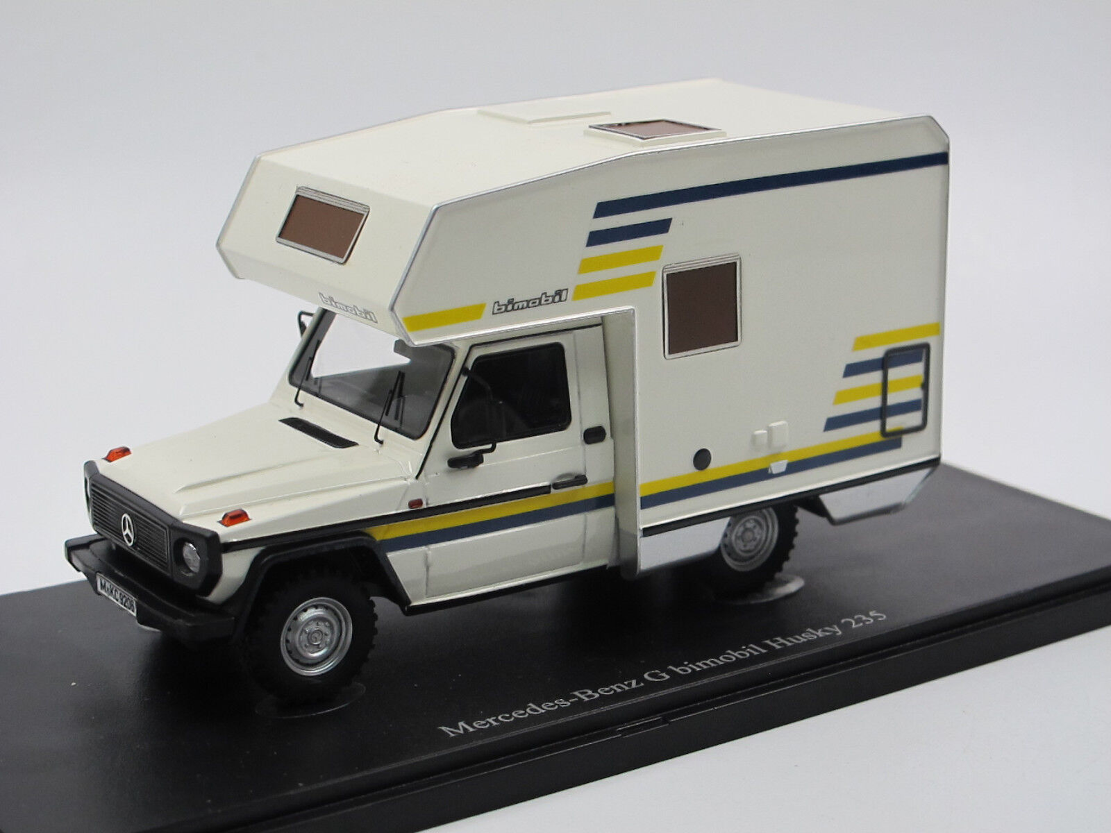Autocult 09006 Mercedes-Benz G-Model Bimobil Husky 235 Camper 1 43