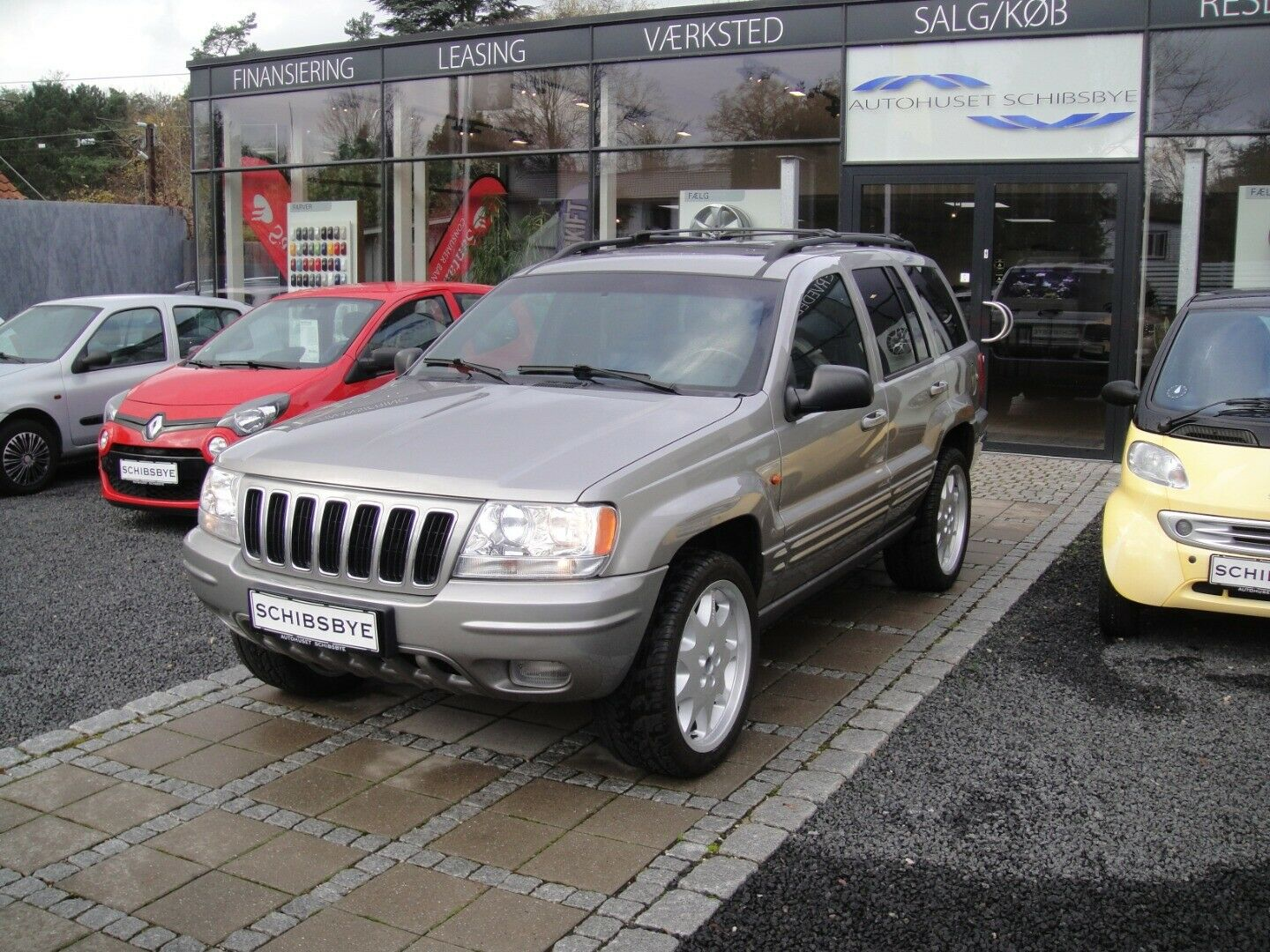 Jeep Grand Cherokee 4,7 V8 Limited aut. 5d