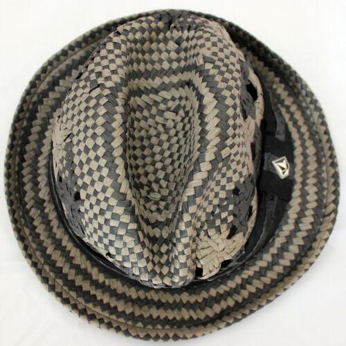 VOLCOM Don Segundo brimmed black hat man cappello nero uomo cod D563803 /_