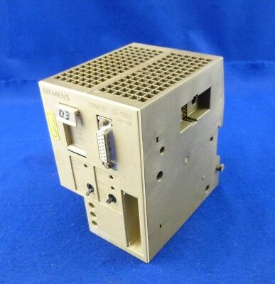 Re. IVA inclusa Siemens SIMATIC s5-100u CPU 102//6es 102-8ma02//6es102-8ma02 .