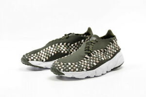 sports shoes be75f c2c6e Image is loading Nike-Air-Footscape-Woven-NM-Mens-Sequoia-Orewood-