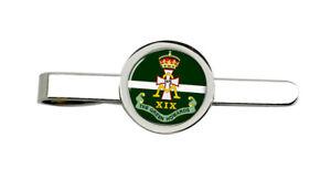 Vert-Howards-Armee-Britannique-Cravate-Pince