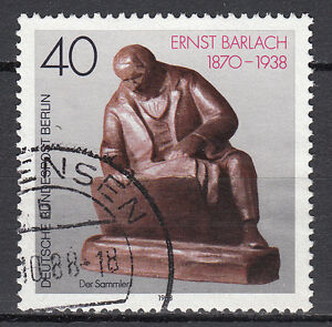 Berlin-1988-Mi-Nr-823-Gestempelt-LUXUS