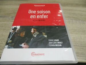 DVD-034-UNE-SAISON-EN-ENFER-034-Terence-STAMP-Jean-Claude-BRIALY-Nelo-RISI