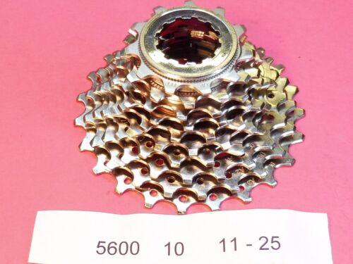 NOS Shimano CS 5600 - 10 Speed 11 // 25 cassette sprocketset 105