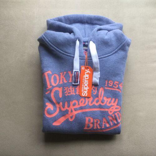 Womens Superdry Tokyo Brand Entry Hoodie sweatshirt hoody