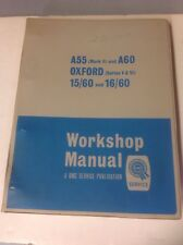 Austin A55 MK II A60 Morris Oxford V VI Wolseley 15/60 16/60 Workshop Manual