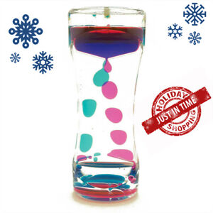 Image is loading Liquid-Motion-Bubble-Tumbler-Gravity-Novelty-amp-Fun- 77c79280a9