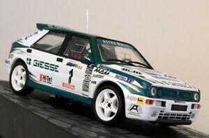 Altaya-1-43-Scale-Lancia-Delta-Integrale-Ciocchetto-Rally-1993-Diecast-Model-Car