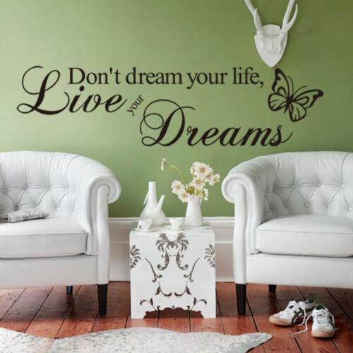 Fashion Family Photo Frames Tree Birds Fly Wall Stickers Home Decor Living Room