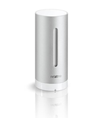 Silber Netatmo zusätzliches Innenmodul für Wetterstation NWS01 für Innenräume