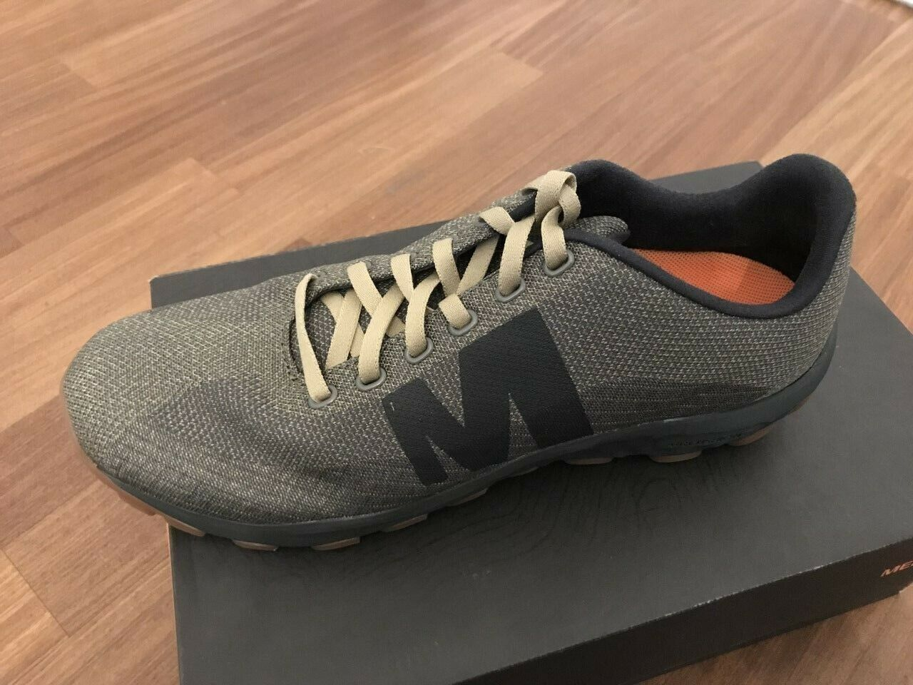 shoes MERRELL SPRINT BLAST JAQ AC+ DUSTY OLIVE - NUOVE - SNEAKER MERRELL