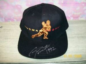 fa12a392c00 Image is loading GINO-TORRETTA-SIGNED-HEISMAN-HAT-92-HIESMEN-CANES