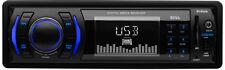 BOSS 612UA SINGLE-DIN DIGITAL MEDIA CAR STEREO W/ FRONT PANEL SD USB AUX IN