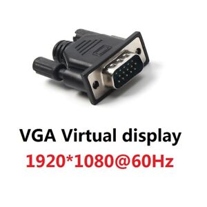 VGA-Virtual-Display-Adapter-EDID-Dummy-Plug-Headless-Ghost-Display-Emulator-lot