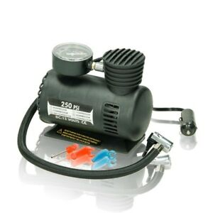 Mini-Kompressor-12-Volt-18-bar-Druckluft-Auto-Elektrische-Luftpumpe-Pumpe-KFZ