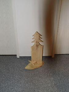 Weihnachtsdeko Stern Weihnachtsbaum Baumscheibe Deko Holzbrett