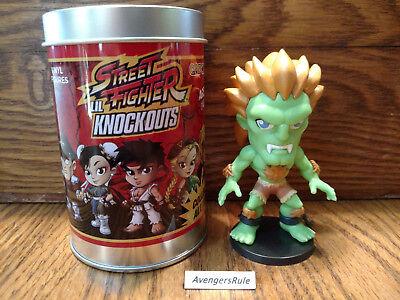 Street Fighter Lil Knockouts Vinyl Figures Blanka