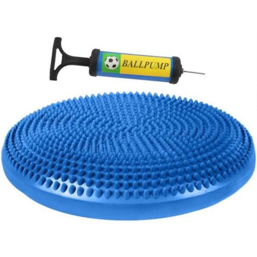 Luftkissen Ballsitzkissen Balance Board Sitzkissen Luft Kissen Massage mit Pumpe