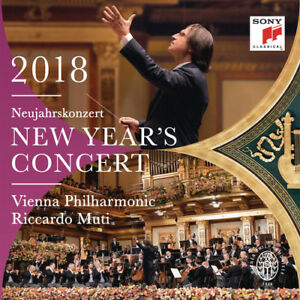 New-Year-039-s-Concert-2018-Neujahrskonzert-2018-New-CD