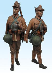 ARSENAL 1/35 ROMANIAN INFANTRY, RUSSIA 1941 - France - État : Neuf: Objet neuf et intact, n'ayant jamais servi, non ouvert. Consulter l'annonce du vendeur pour avoir plus de détails. ... Marque: ARSENAL35 Type: RESIN FIGURINE Thme: WWII ROMANIAN ARMY - France