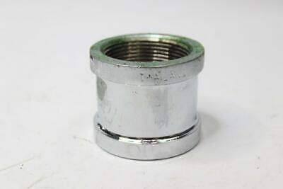 Chrome Plated Brass Pipe Fitting Tee 3//8 NPT Female 3//8 NPT Female Merit Brass C106-06
