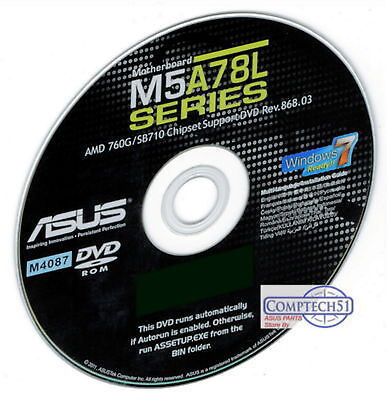 ASUS M4A77TD MOTHERBOARD AUTO INSTALL DRIVERS M2737