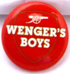 Button Anstecker Fc Arsenal London 25 Mm Lizenz 4