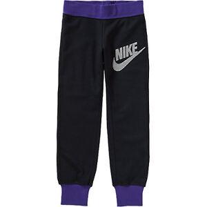 0bb599aaa9dfd0 Das Bild wird geladen NEU-NIKE-GIRLS-Sweat-Pants-Sweathose -Jogginghose-Sporthose-