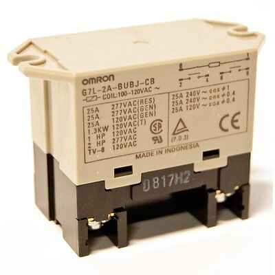 Nuheat 120 V Input Amp Load Thermostat Relay For Radiant