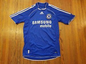 fb0d733199d Image is loading Chelsea-Football-Club-Adidas-Blue-Soccer-Jersey-Men-