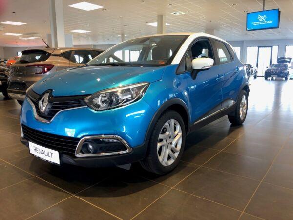 Renault Captur 0,9 TCe 90 Dynamique - billede 1