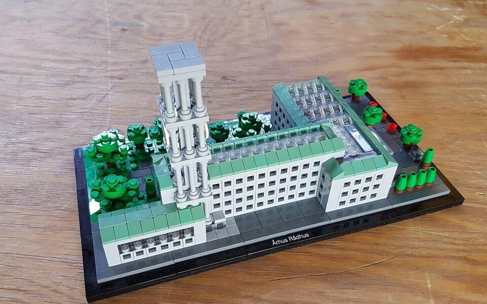 Lego Architecture, Aarhus rådhus