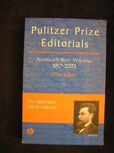 Pulitzer Prize Feature Stories: Americas Best Writing, 1979 - 2003: Americas Best Writing, 1979-2003