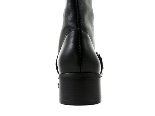 D'hiver Noir FemmeBottes Ellen M Teddy 886124088847 6 Tracy Mi Neige Taille RLc54q3jA