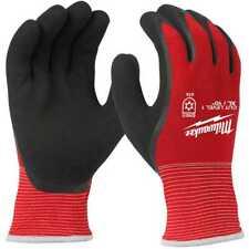 Milwaukee 48 22 8913 Milwaukee Cut Level 1 Winter Insulated Gloves Xl