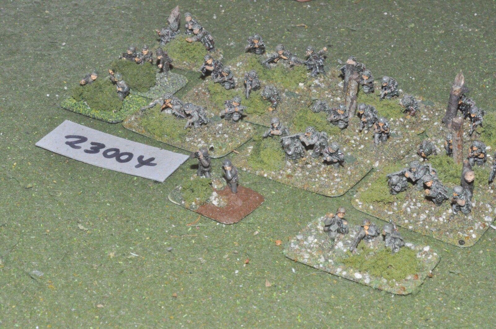 15mm WW2   german - battle group 46 figures - inf (23004)