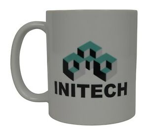Best Initech Logo Coffee Mug Office Space Bill Lumberg Boss Cup