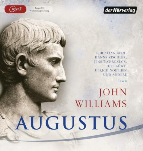 1 von 1 - Augustus von John Williams (2016), Hörbuch MP3