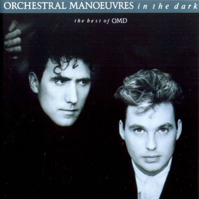 ORCHESTRAL MANOEUVRES IN THE DARK ( NEW CD ) VERY BEST OF OMD / GREATEST HITS