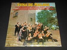 "TUNA DE MALAGA   LP 33T 12""   1977   SPAIN"