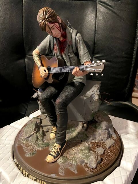 The Last Of Us Part 2 II Ellie Edition ELLIE STATUE ONLY