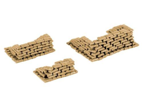 Herpa 745833 h0 Herpa Military sacchi di sabbia 200x