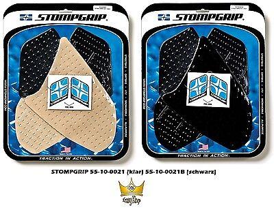HONDA CBR 1000RR,08-11,SC59,schwarz,Tankpad,55-10-0021B STOMPGRIP Traction Pads